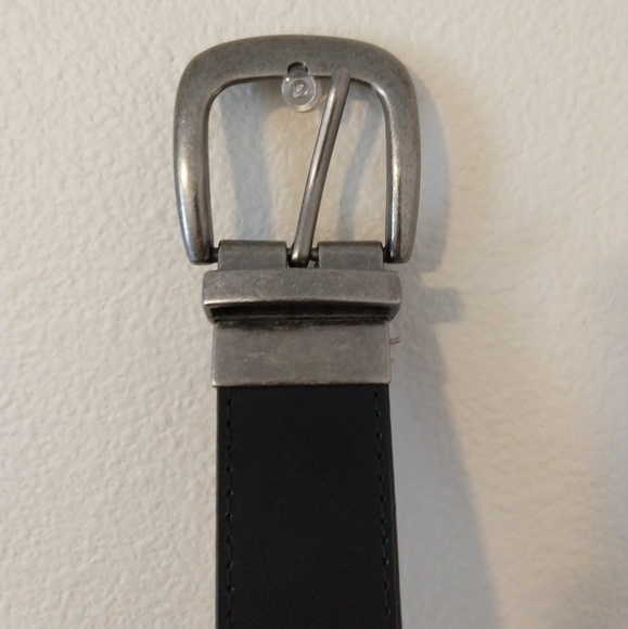 Other - Black and dark brown reversible belt